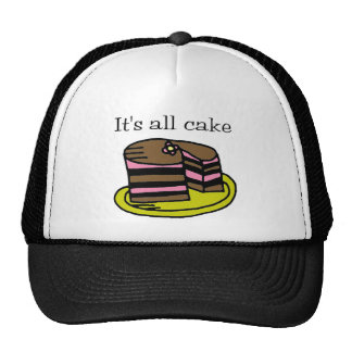 It's All Cake! Hats
