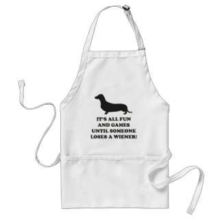 It's All Fun And Games Apron