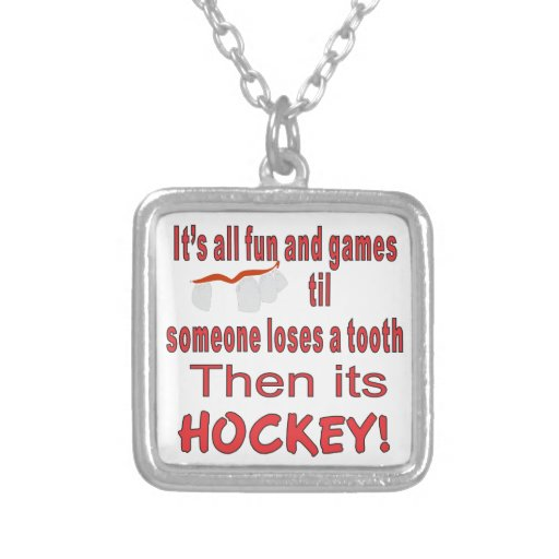 ITS ALL FUN AND GAMES TIL SOMEONE LOSES A TOOTH JEWELRY