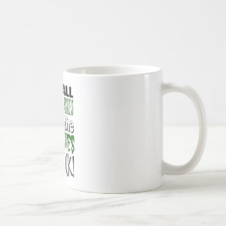 It's all fun and games until ZOMBIE ATTACK Coffee Mug