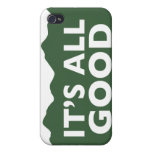 It's All Good Colorado iPhone Case iPhone 4 Cover