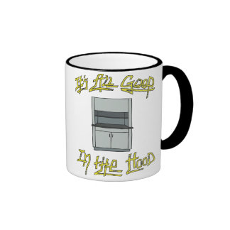 It's All Good in the Hood Mug