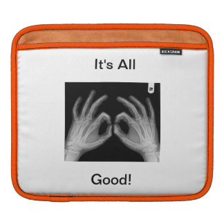 It's all Good iPad cover Sleeve For iPads