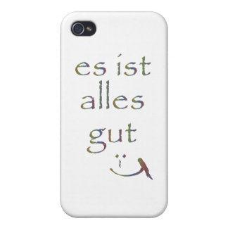 """""""It's all good"""" iPhone 4 Covers"""