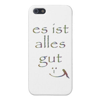"""""""It's all good"""" Covers For iPhone 5"""