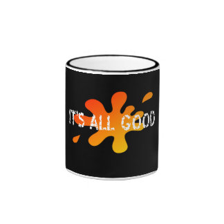 Its All Good Mug - White Letters
