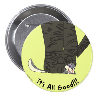 its all good pinback button