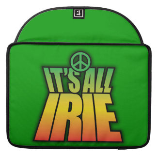 It's All Irie MacBook Pro Sleeve