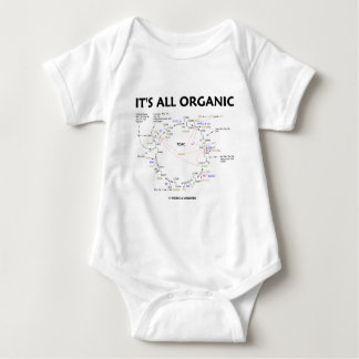 It's All Organic (Krebs Cycle / Citric Acid Cycle) Shirts
