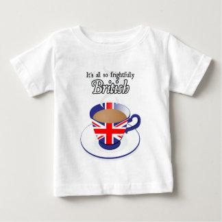 It's All So Frightfully British Baby T-Shirt