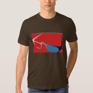 its almost 3D! Tshirts