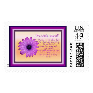 It's Always Daisy Time Postage Stamp