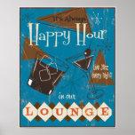 It's Always Happy Hour Poster