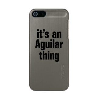 its an anguilar thing incipio feather® shine iPhone 5 case