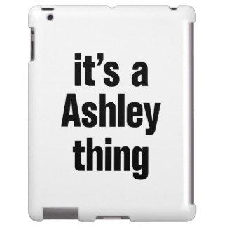 its an ashley thing