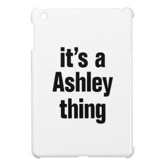 its an ashley thing iPad mini cases