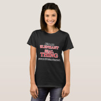 It's an Elephant Seal thing, you wouldn't understa T-Shirt