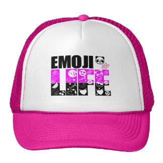 It's An Emoji Life Trucker Hat