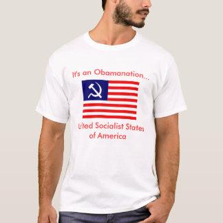 It's an Obamanation... USSA T-Shirt