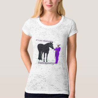 It's an Obsession...Showmanship Tee