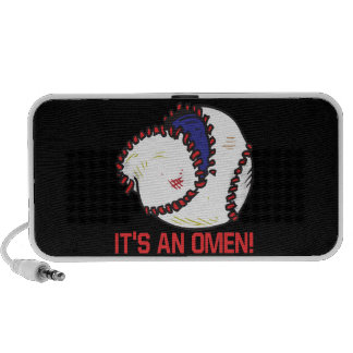 Its An Omen Mp3 Speakers