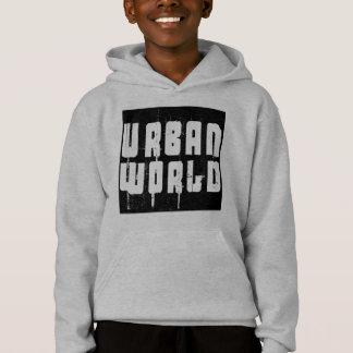 It's an Urban World Hoodie