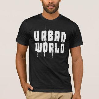 It's an Urban World T-Shirt