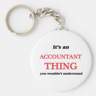 It's and Accountant thing, you wouldn't understand Keychain