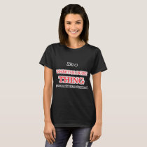 It's and Diabetologist thing, you wouldn't underst T-Shirt