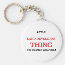 It's and Land Developer thing, you wouldn't unders Keychain
