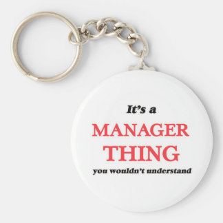 It's and Manager thing, you wouldn't understand Keychain