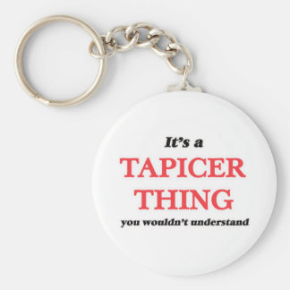 It's and Tapicer thing, you wouldn't understand Keychain