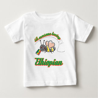 It's awesome beeing Ethiopian Baby T-Shirt
