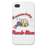 It's awesome beeing Puerto rican iPhone 4/4S Cover