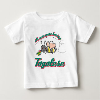 It's awesome beeing Togolese Baby T-Shirt