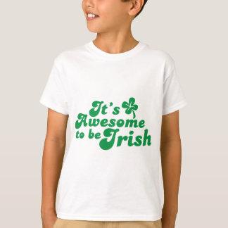 It's AWESOME to be IRISH T-Shirt