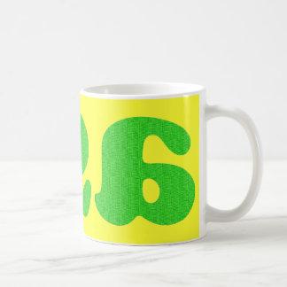 It's Backwards, On A Mug! Classic White Coffee Mug