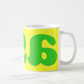It's Backwards, On A Mug! Coffee Mug