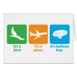 It's Balloon Boy! Cards