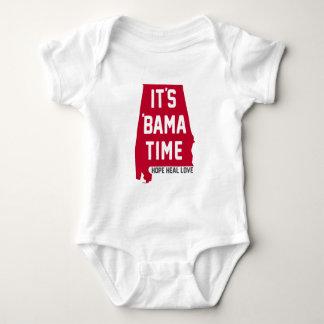 It's Bama Time - Alabama Support Baby Bodysuit