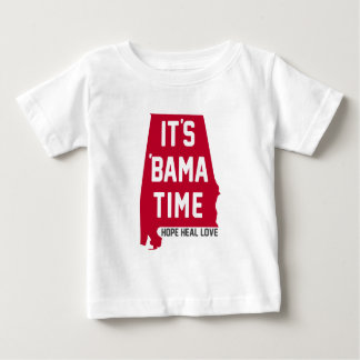 It's Bama Time - Alabama Support Baby T-Shirt