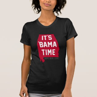 It's Bama Time - Alabama Support T-Shirt