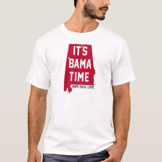 It's Bama Time - Alabama Support T-Shirt