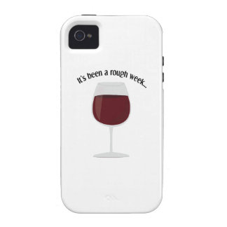 It's Been A Rough Week... iPhone 4/4S Covers