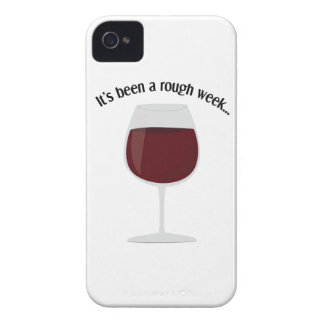It's Been A Rough Week... iPhone 4 Case-Mate Case