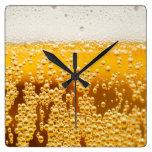 It's Beer:30 Wall Clock