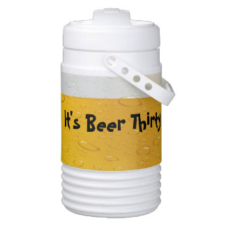 It's Beer Thirty - Funny Beer Filled Cooler