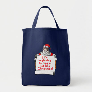 It's Beginning to Look a lot like Christmas Tote Bag