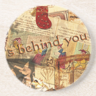 It's Behind You! Coaster