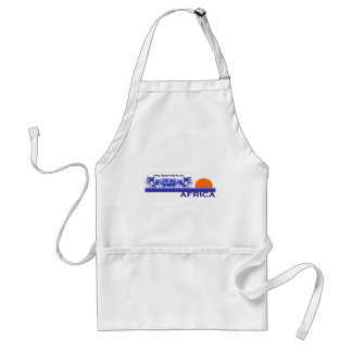 Its Better in Africa Apron